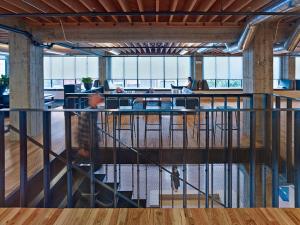 Heavybit Office by IWAMOTOSCOTT